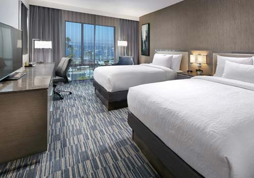 hgi san diego downtown bayside sports travel hotel