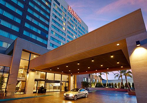 Hilton Mission Valley San Go Sports Travel Hotel