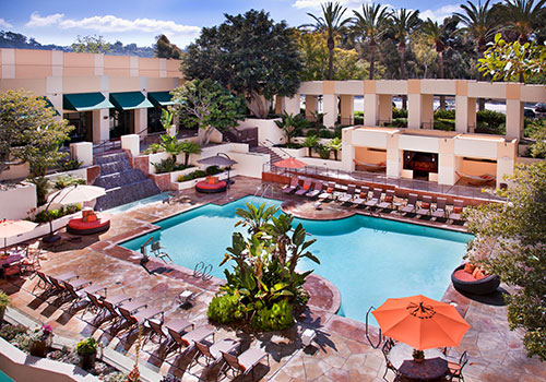 marriott mission valley san diego sports travel hotel