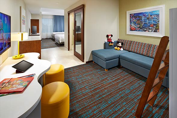 springhill suites anaheim hotel near convention center