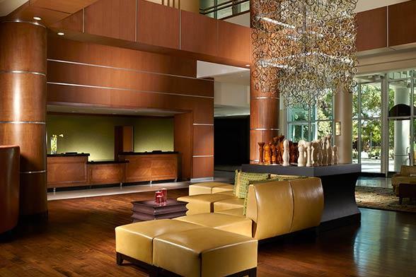 Warner Center Marriott Los Angeles Sports Travel Hotel